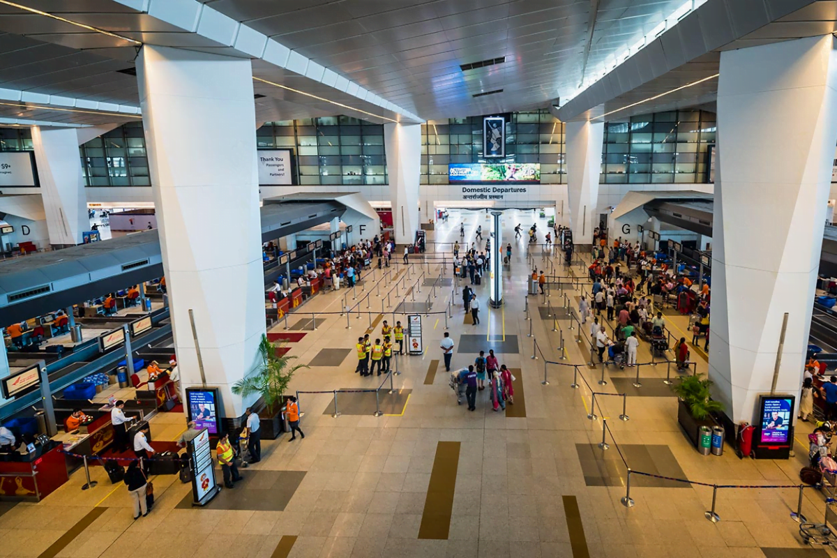 Delhi Airport Terminal 2 Back in Service From Today | Aviationscoop